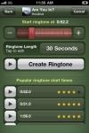 Ringtone Maker Pro (by Mobile17) - Create unlimited free ringtones. screenshot 1/1