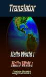 Free Translator -  screenshot 1/1