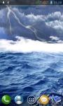 Storm on the sea screenshot 1/3