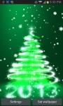 Christmas 3D LWP screenshot 4/5