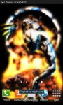 Ghost Rider Rise From Dead LWPfree screenshot 1/4