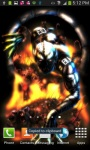 Ghost Rider Rise From Dead LWPfree screenshot 3/4
