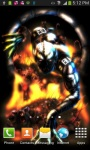 Ghost Rider Rise From Dead LWPfree screenshot 4/4