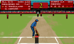 Cricket T20 Symbian screenshot 4/4