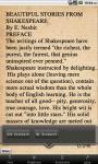 Beautiful Stories from Shakespeare screenshot 1/1