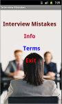 Avoid Interview Mistakes screenshot 2/4