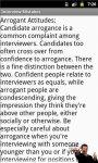 Avoid Interview Mistakes screenshot 4/4