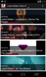 Justin Bieber Video Clip screenshot 1/6