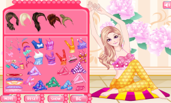 Party Girl Dress Up II screenshot 2/4
