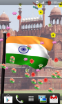 Indian Flag with Music LWP screenshot 4/4