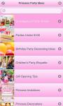 Best Princess Party Ideas  screenshot 1/1