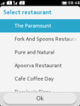 Bangalore Restaurants : FoodGuide screenshot 3/4