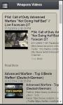 Call of Duty:Advanced Warfare Playguide screenshot 3/6