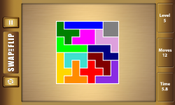 Flip and Swap - Jigsaw Puzzle Game screenshot 3/5