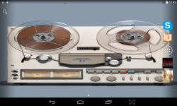 Animated Tape Recorder screenshot 1/4