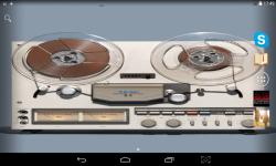 Animated Tape Recorder screenshot 2/4