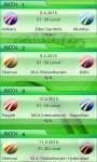 IPL 2015 Schedule screenshot 2/6