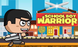 School Boy Warrior screenshot 1/6