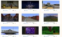 Minecraft Museum screenshot 1/2
