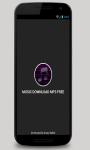 Music Download Mp3Free screenshot 1/6
