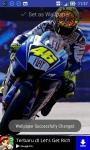 Valentino Rossi HD Wallpaper screenshot 5/6