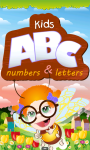 ABC Learning Letters and Numbers for kids screenshot 1/6
