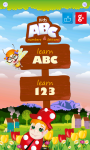 ABC Learning Letters and Numbers for kids screenshot 2/6