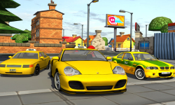Texi car Driver parking 3d screenshot 4/4