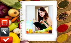 Cookbook Photo Frames screenshot 4/6