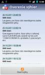 SMS tipovanie screenshot 5/5