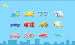 Bébé apprend des véhicules fr screenshot 2/6