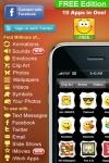 CLIPish Free - Millions of Animations, Emoticons, Videos & Wallpapers screenshot 1/1
