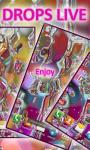 Rainbow Drops Live Wallpaper Free screenshot 2/4