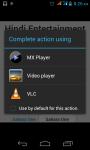 Live Tv App screenshot 1/6