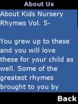 Kids Nursery Rhymes Vol 5 screenshot 4/4
