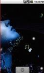 Music Abstract Headphone Live Wallpaper screenshot 3/5