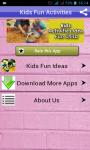 Kids Activities 4 Children Fun screenshot 1/5