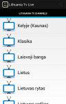 Lithuania Tv Live screenshot 1/5