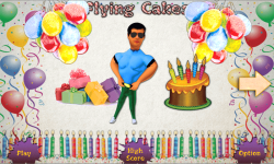 Flying Cakes screenshot 1/5
