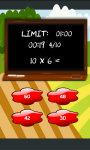 Math Tables Challenge screenshot 3/5