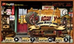 Free Hidden Object Game - Antiquity screenshot 1/4