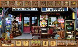 Free Hidden Object Game - Antiquity screenshot 3/4