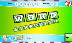 Word Scrambler Best Scrabble Game to Learn English screenshot 3/6