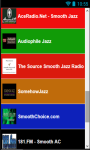 Jazz Radio Stations screenshot 3/4
