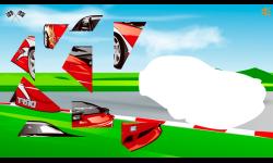 Puzzle cool cars screenshot 1/4