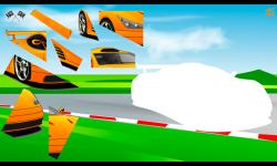 Puzzle cool cars screenshot 3/4