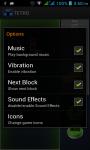 New Tetris Game screenshot 4/6