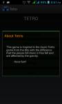 New Tetris Game screenshot 6/6