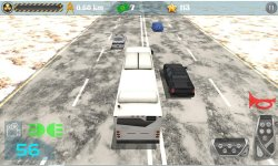 Freeway Racer Bus Driving screenshot 1/4