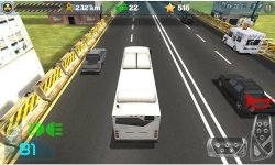 Freeway Racer Bus Driving screenshot 3/4